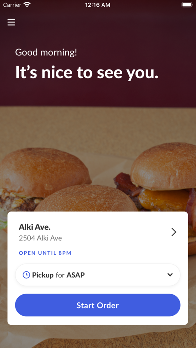 Blue Moon BurgersScreenshot of 2