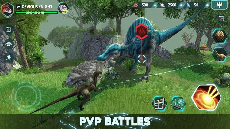 Dino Tamers: Jurassic MMORPG screenshot-3