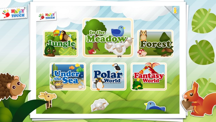 SEARCH-GAMES for Happytouch®