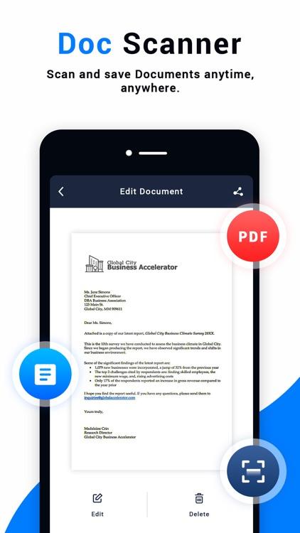 Doc Scanner- PDF Document Scan