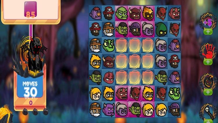 Match Monsters: Match 3 Puzzle screenshot-4
