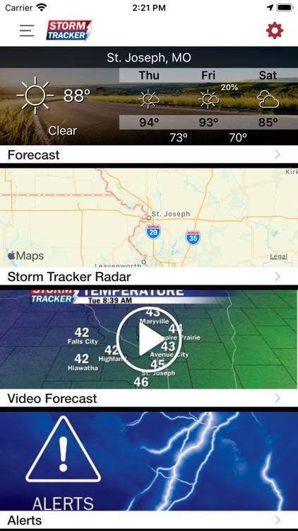 Storm Tracker NOW screenshot-5