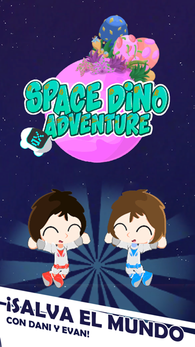 Screen Shot Space Dino Adventure 5
