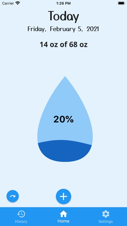 Water Reminder - Daily Drink
