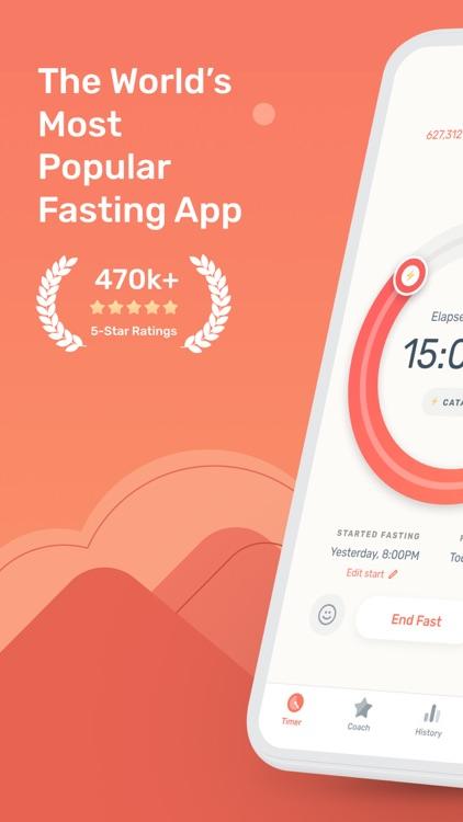 Zero - Simple Fasting Tracker