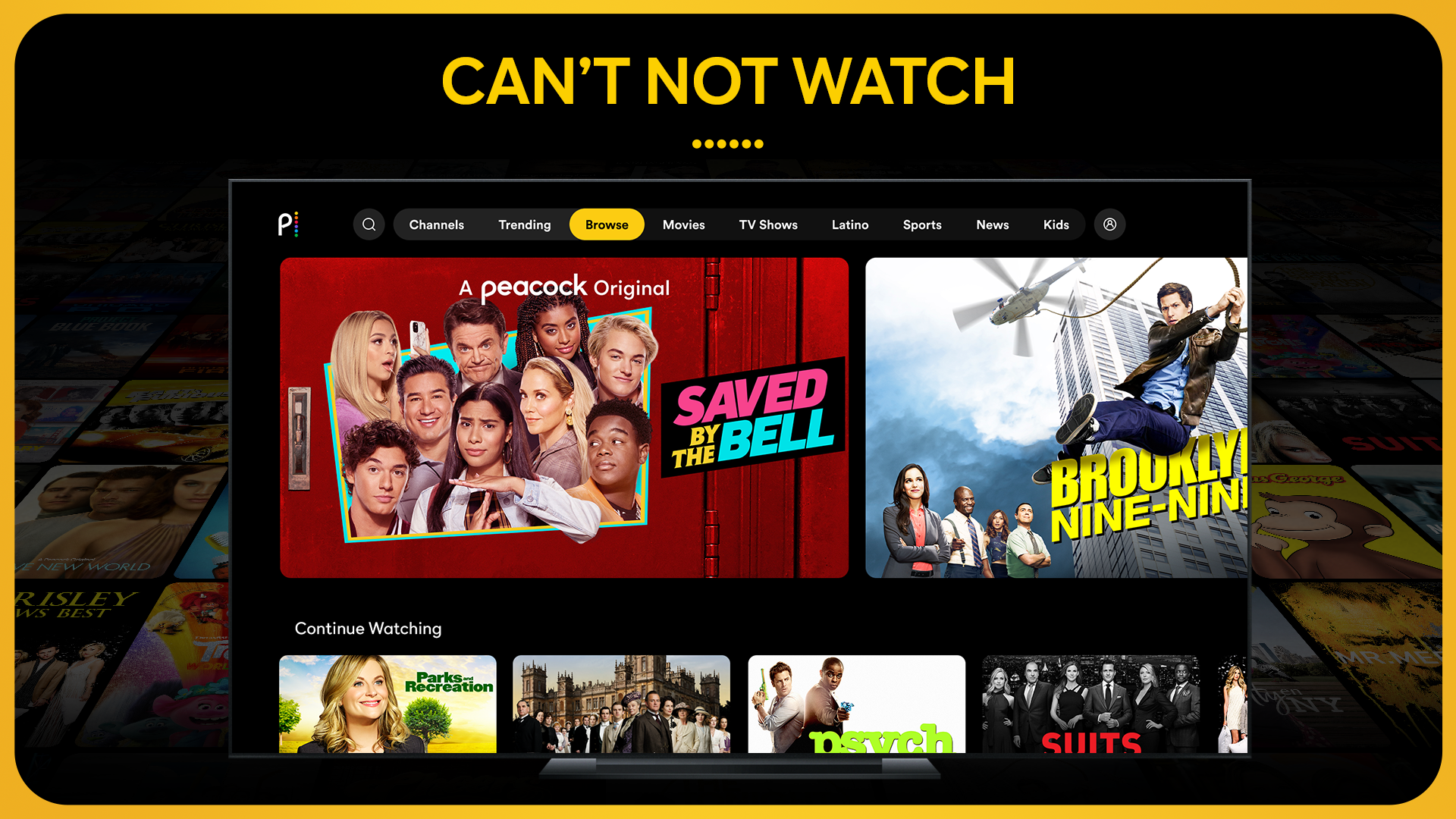 Peacock TV: Stream TV & Movies screenshot 19