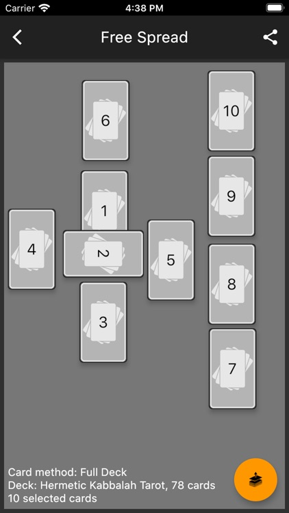 The One Tarot screenshot-3