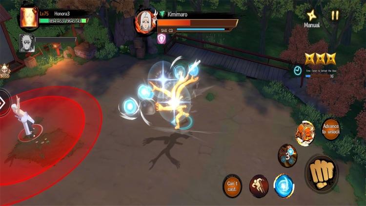Ninja awakening screenshot-7