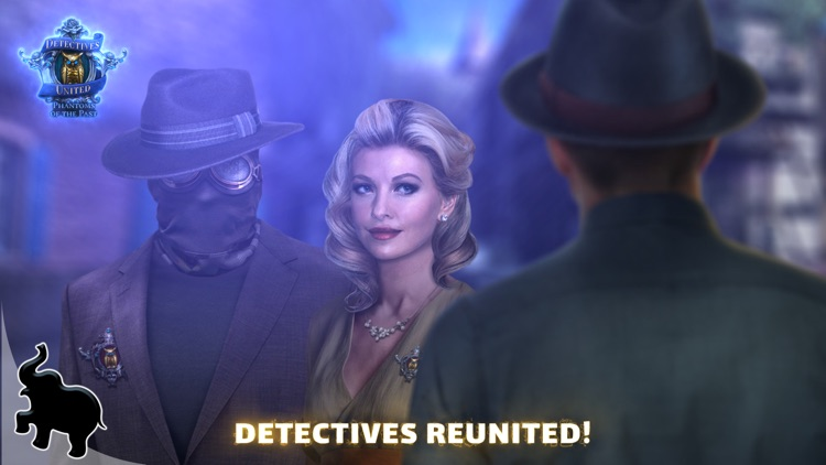 Detectives United: Phantoms