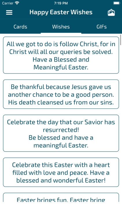 Happy Easter Wishes & Cards