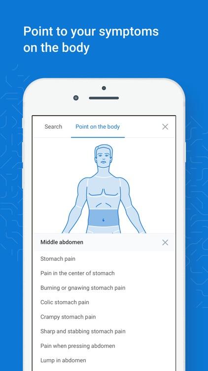 Symptomate – Symptom checker screenshot-5