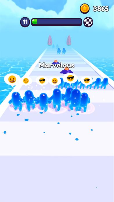 Join Blob Clash 3D screenshot 1