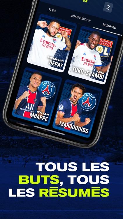 Free Ligue 1 Uber Eats screenshot-3