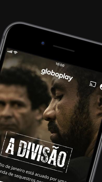 Globoplay Screenshot