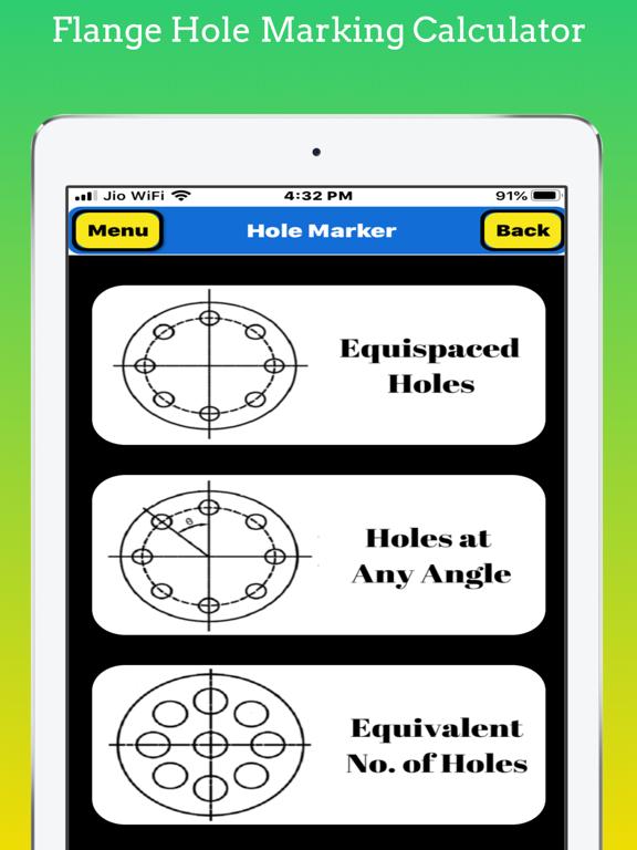 Fabrication Calculator screenshot 14