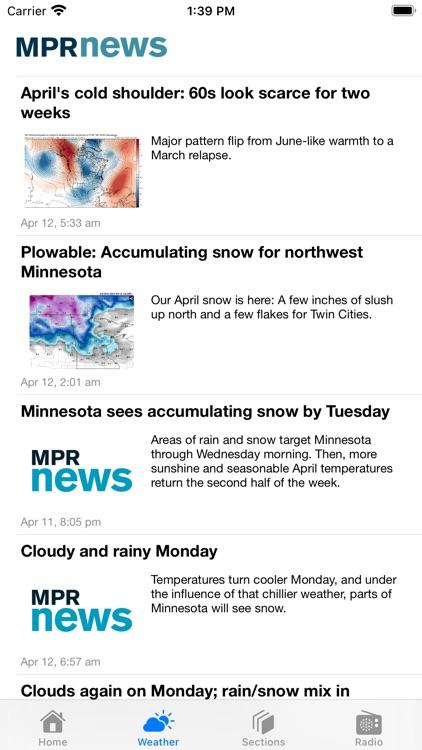 MPR News screenshot-3
