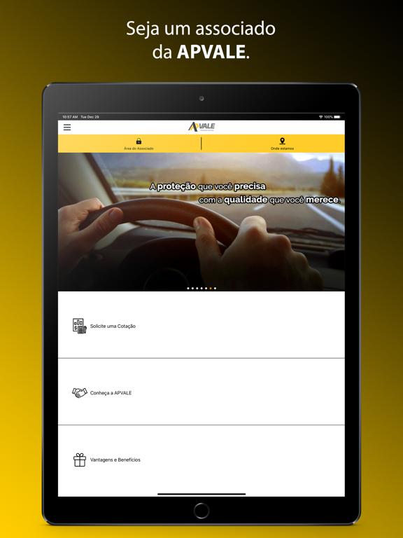APVALE Proteção Veicular screenshot 4