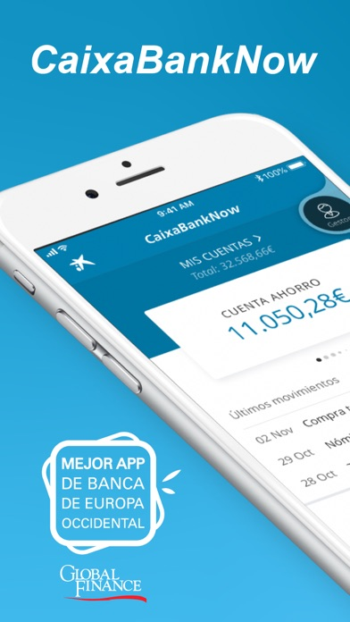 messages.download CaixaBankNow software