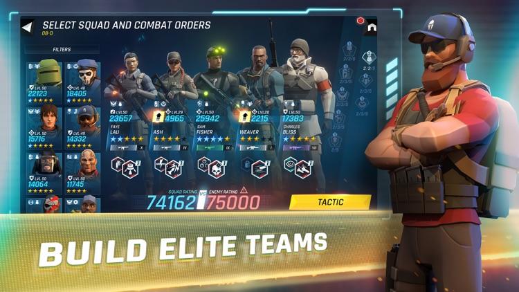 Tom Clancy's Elite Squad screenshot-6