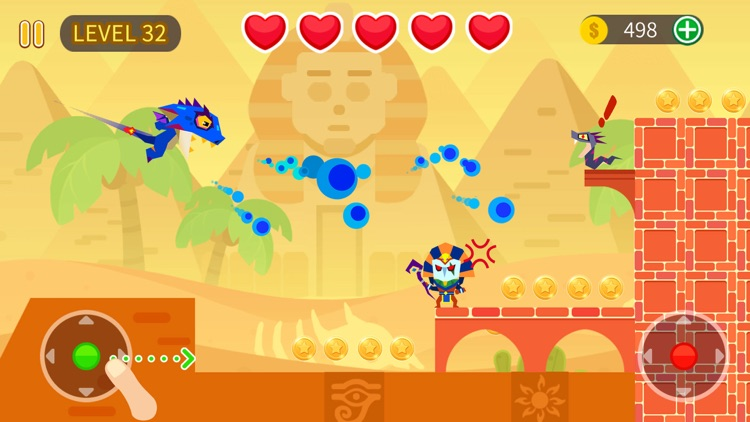 Sky Dragon Dash screenshot-4