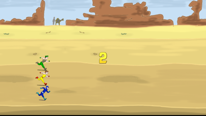 Desert Run screenshot 2