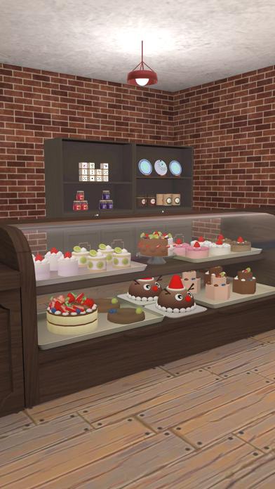 脱出ゲーム 幸せをとどけるケーキ屋さんのスクリーンショット1