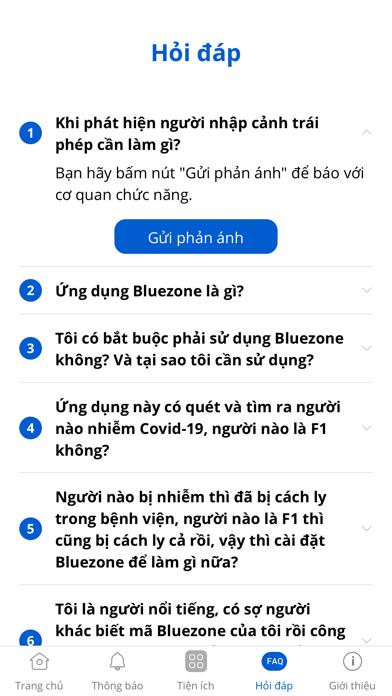 Bluezone - Phát hiện tiếp xúcのおすすめ画像3