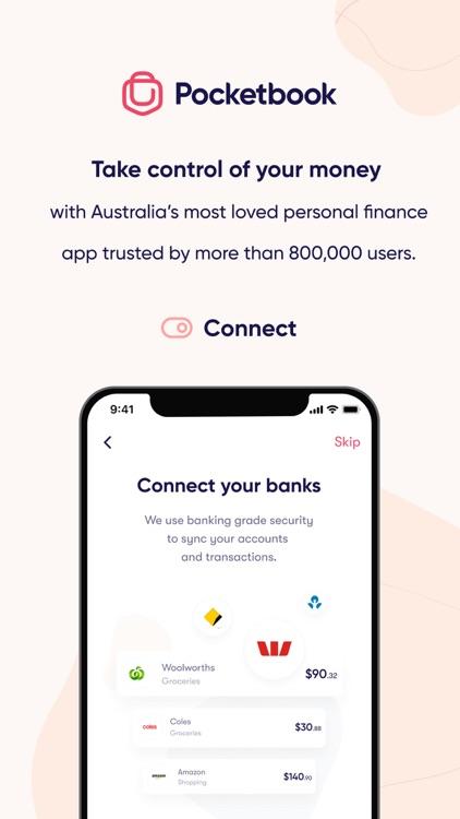 Pocketbook - Expense Tracker screenshot-0