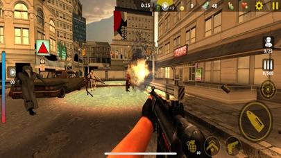 SCP Siren Head Zombie Shooterのおすすめ画像4