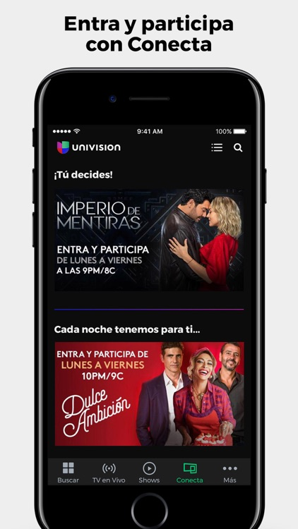 Univision App screenshot-6