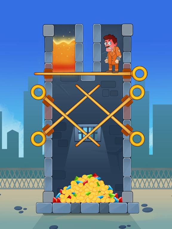 Prison Escape Pull The Pin screenshot 10