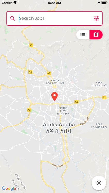 Freelance Ethiopia screenshot-8