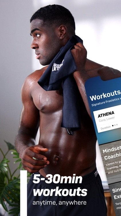Freeletics HIIT Fitness Coach screenshot-9