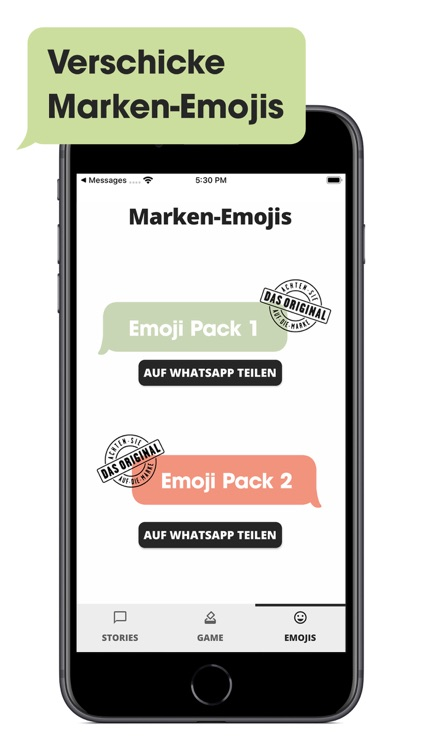 Marken-Emojis