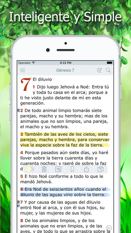 La Biblia Reina Valera Audio screenshot-0