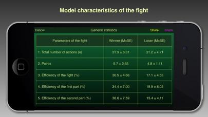 Martial Arts Video Analysis Screenshot
