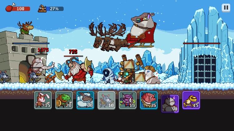 Monsters War: Epic TD Game screenshot-3