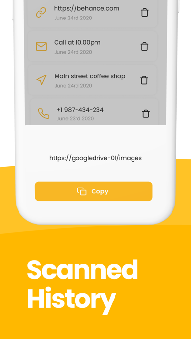 QR Code Reader: QR Scanner screenshot 6