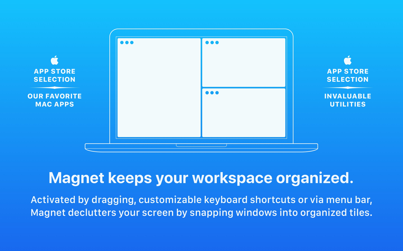Screenshot do app Magnet
