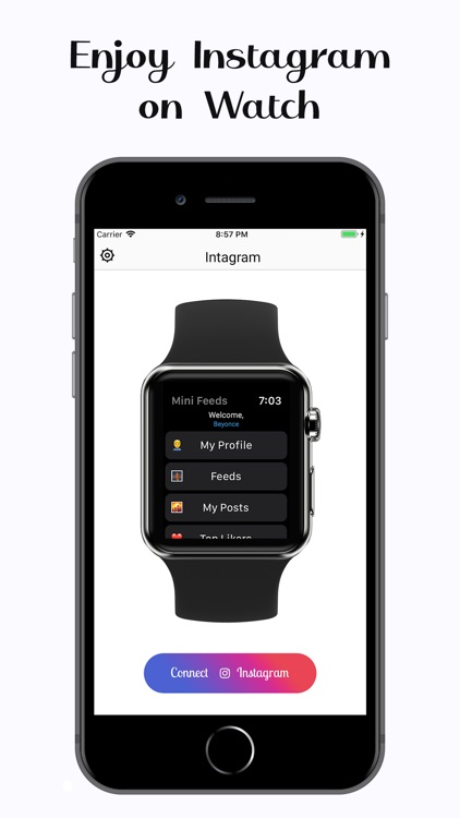 Feeds For Instagram Watch