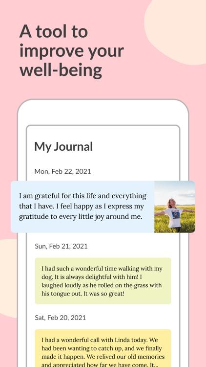 Gratitude: Diary, Vision Board screenshot-0