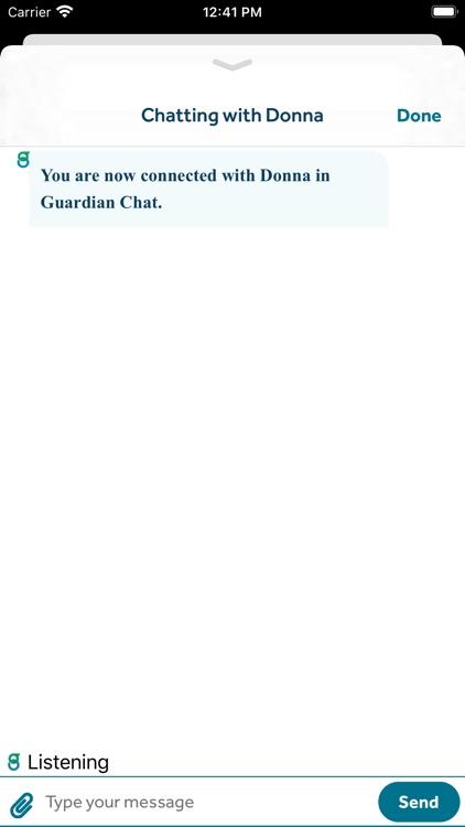 GUARDIAN® Accounts & Policies screenshot-7