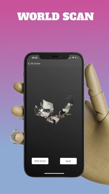 3D Scanner App screenshot-9