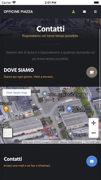 Officine Piazza Screenshot