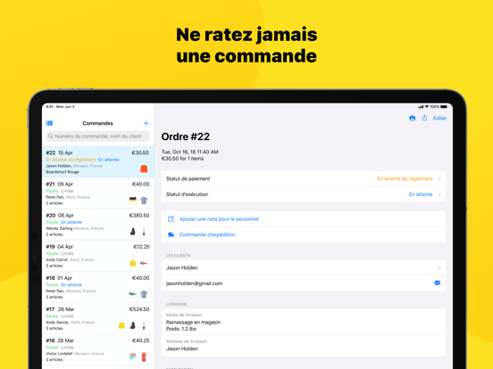 Screenshot #5 pour Ecwid Ecommerce