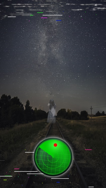 Ghost Detector Radar... screenshot-4