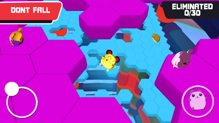 STAR: Super Twisted Arena Run screenshot-3