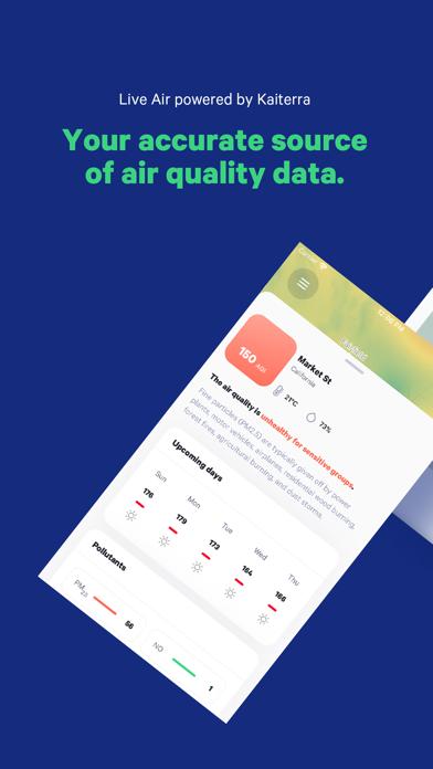 Live Air: Global Air Qualityのおすすめ画像1