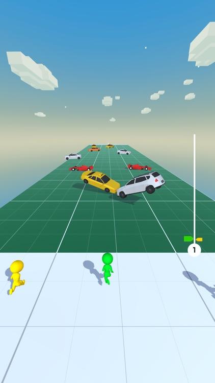 Ragdoll Runner 3D screenshot-3