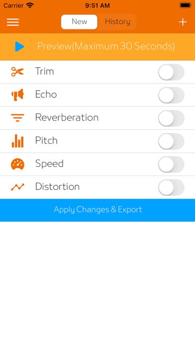 BoMix - Sound Effect for Audio screenshot 1